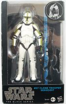 Star Wars The Black Series 6\'\' - #07 Clone Trooper Sergeant