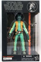 Star Wars The Black Series 6\'\' - #07 Greedo
