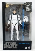 Star Wars The Black Series 6\'\' - #09 Han Solo (Stormtrooper Disguise)