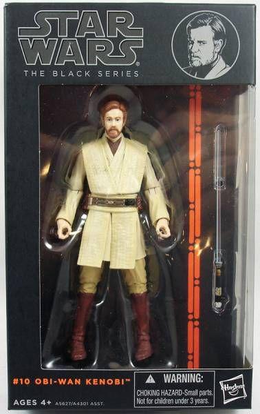 Star Wars The Black Series 6 10 Obi Wan Kenobi
