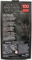 Star Wars The Black Series 6\'\' - #100 Luke Skywalker (Yavin Ceremony)