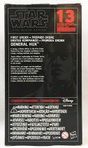 Star Wars The Black Series 6\'\' - #13 First Order General Hux
