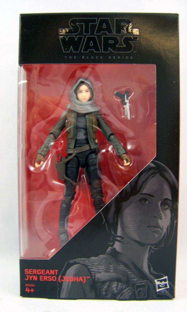 "#23 LOOSE 6/"" SCALE STAR WARS THE BLACK SERIES CAPTAIN CASSIAN ANDOR EADU"