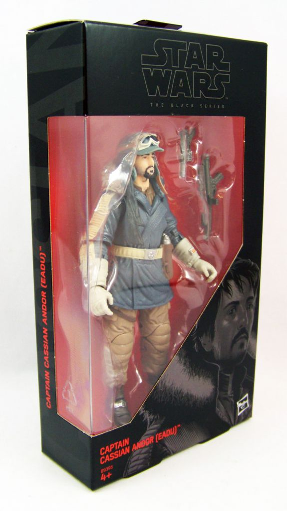 Star Wars The Black Series 6\'\' - #23 Captain Cassian Andor (Eadu) Rogue One
