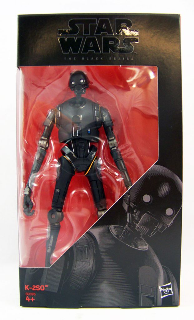 24 K-2SO Action Figure Star Wars The Black Series No