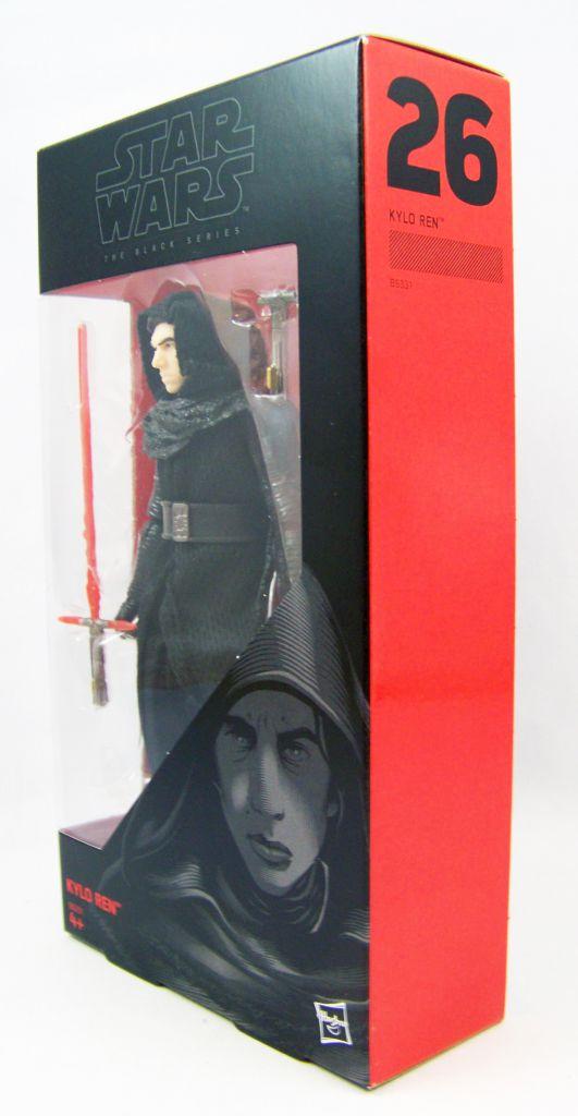 Star Wars The Black Series 6\'\' - #26 Kylo Ren (Unmasked)
