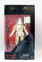 Star Wars The Black Series 6\'\' - #35 Snowtrooper