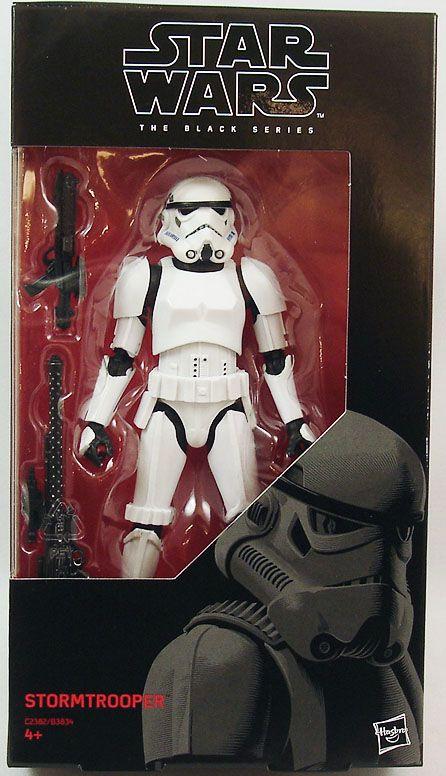 Star Wars The Black Series 6\'\' - #48 Stormtrooper