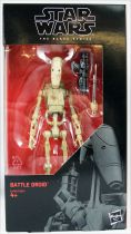Star Wars The Black Series 6\'\' - #82 Battle Droid