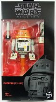 Star Wars The Black Series 6\'\' - #84 Chopper (C1-10P)