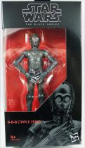 Star Wars The Black Series 6\'\' - #89 0-0-0 (Triple zero)