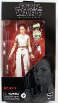 Star Wars The Black Series 6\'\' - #91 Rey & D-0