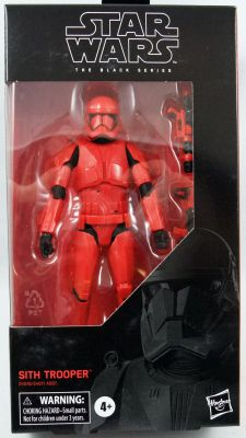 IN HAND Star Wars Black Series 6in Sith Trooper #92 2019 NOT PRESALE Ship Today