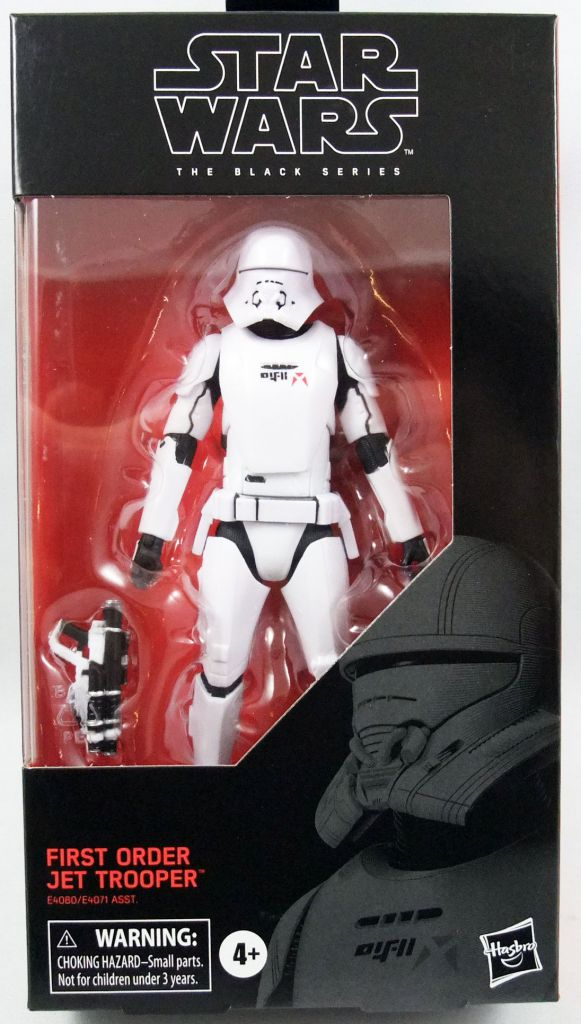 Star Wars The Black Series 6\'\' - #99 First Order Jet Trooper