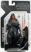 "Star Wars The Black Series 6\'\' - ""Archive\"" Darth Maul"