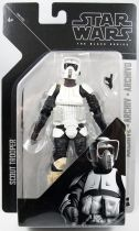 "Star Wars The Black Series 6\'\' - ""Archive\"" Scout Trooper"