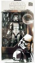 "Star Wars The Black Series 6\'\' - \""Carbonized\"" Stormtrooper"