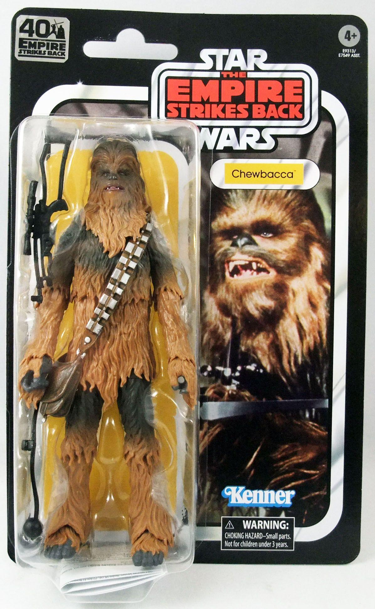 "Star Wars The Black Series 6\"" - \""40th Anniversary\"" Chewbacca"