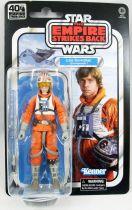 """Star Wars The Black Series 6\"""" - \""""40th Anniversary\"""" Luke Skywalker (Snowspeeder)"""