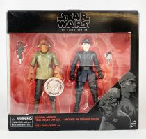 Star Wars The Black Series 6\'\' - Admiral Ackbar & First Order Officer (Toys\'R\'Us exclusive)