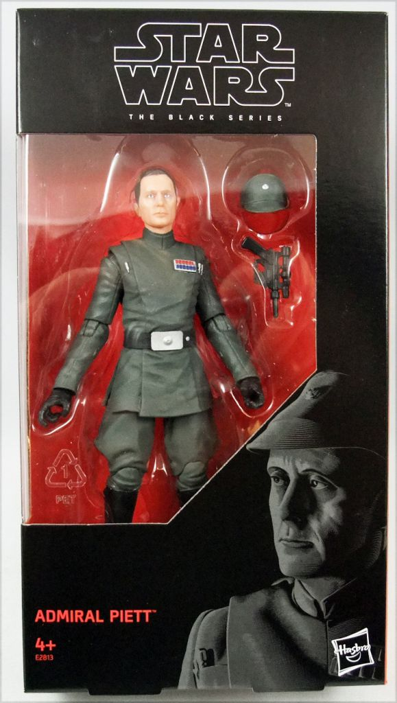 "IN STOCK Star Wars Black Series 6"" Admiral Piett Action Figure"