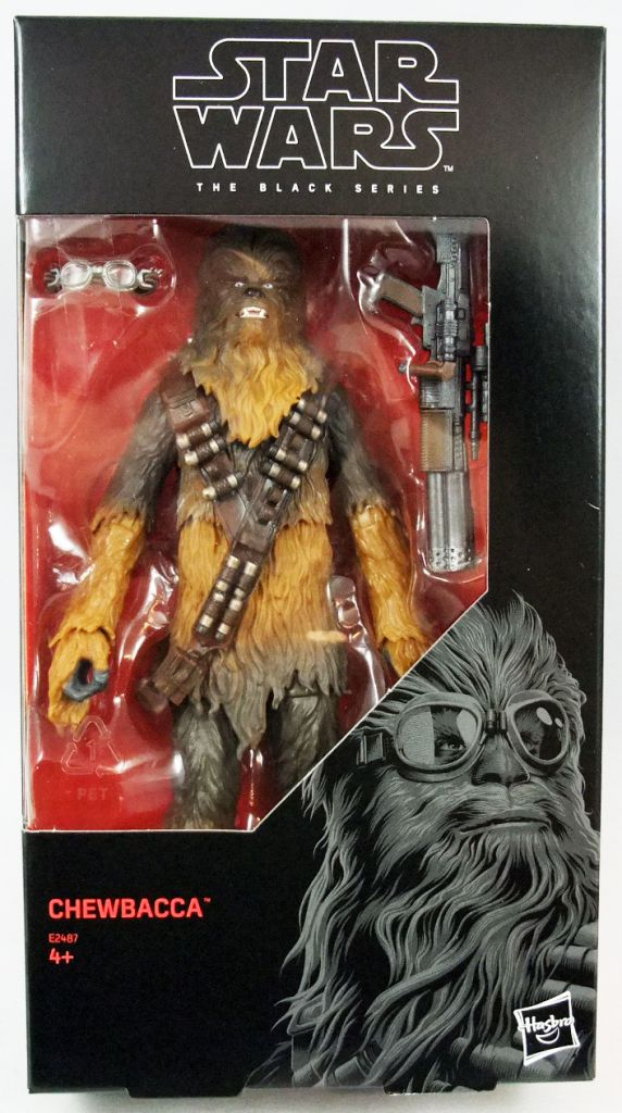 "Star Wars The Black Series 6\'\' - Chewbacca ""Solo\"" (Exclusive)"