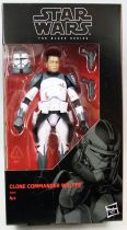 Star Wars The Black Series 6\'\' - Clone Commander Wolffe (Exclusive)