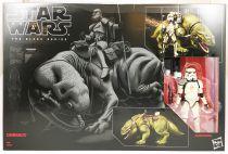 Star Wars The Black Series 6\'\' - Dewback (w/Sandtrooper)