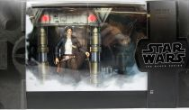 "Star Wars The Black Series 6\'\' - Han Solo & Mynock \""Exogorth Escape\"" (SDCC 2018 Exclusive)"