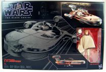 Star Wars The Black Series 6\'\' - Luke Skywalker\'s X-34 Landspeeder
