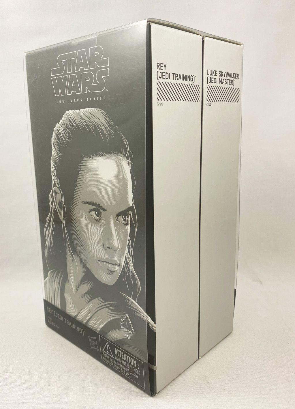 Star Wars The Black Series 6\'\' - Luke Skywalker With Rey (SDCC 2017)