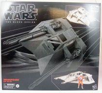 Star Wars The Black Series 6\'\' - Snowspeeder & Dak Ralter
