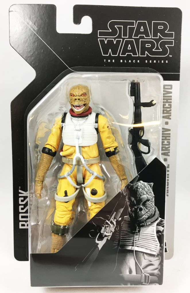 Bossk Action Figure 6in Hasbro *** *** Star Wars Black Series Archive