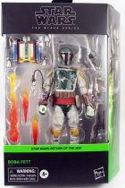 "Star Wars The Black Series 6\"" - Boba Fett - #06 Return Of The Jedi"