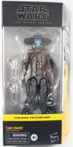 "Star Wars The Black Series 6"" - Cad Bane - #06 The Clone Wars"