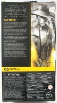 "Star Wars The Black Series 6\"" - Cad Bane - #06 The Clone Wars"