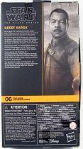 "Star Wars The Black Series 6\"" - Griff Karga - #06 The Mandalorian"