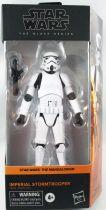 "Star Wars The Black Series 6\"" - Imperial Stormtrooper - #02 The Mandalorian"