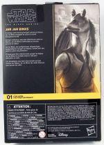 """Star Wars The Black Series 6\"""" - Jar Jar Binks - #01 The Phantom Menace"""