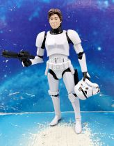 Star Wars The Black Series 6\'\' (loose) - #09 Han Solo (Stormtrooper Disguise)