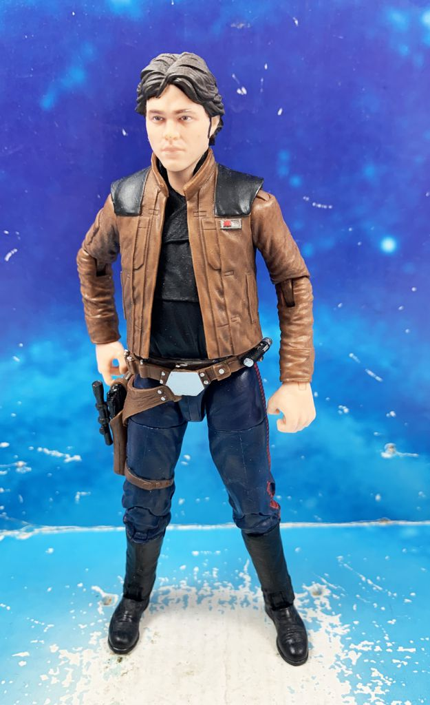 Star Wars The Black Series 6\'\' (loose) - #62 Han Solo