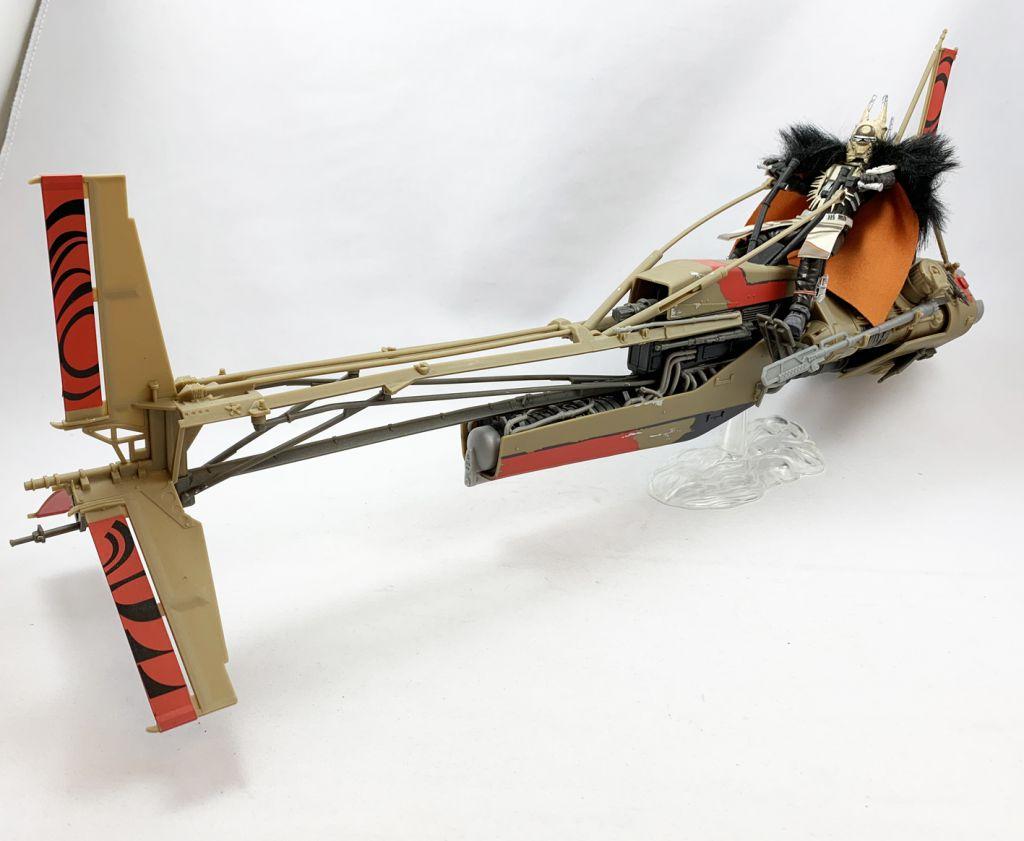 Star Wars The Black Series 6\'\' (loose) - Enfys Nest\'s Swoop Bike