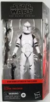 """Star Wars The Black Series 6\"""" - Phase I Clone Trooper - #02 Attack Of The Clones"""