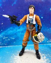 "Star Wars The Black Series 6\"" (loose) - #102 Wedge Antilles (X-Wing Pilot)"