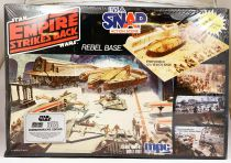 Star Wars The Empire Strikes Back - MPC Ertl 1992 - Rebel Base (Commemorative Edition)