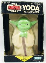 "Star Wars The Empire Strikes Back 1980 - Kenner - Yoda the Jedi Master ""répond à vos questions\"""