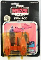 Star Wars The Empire Strikes Back 1980 - Twin-Pod Cloud Car Diecast - Kenner (Mint on Card)