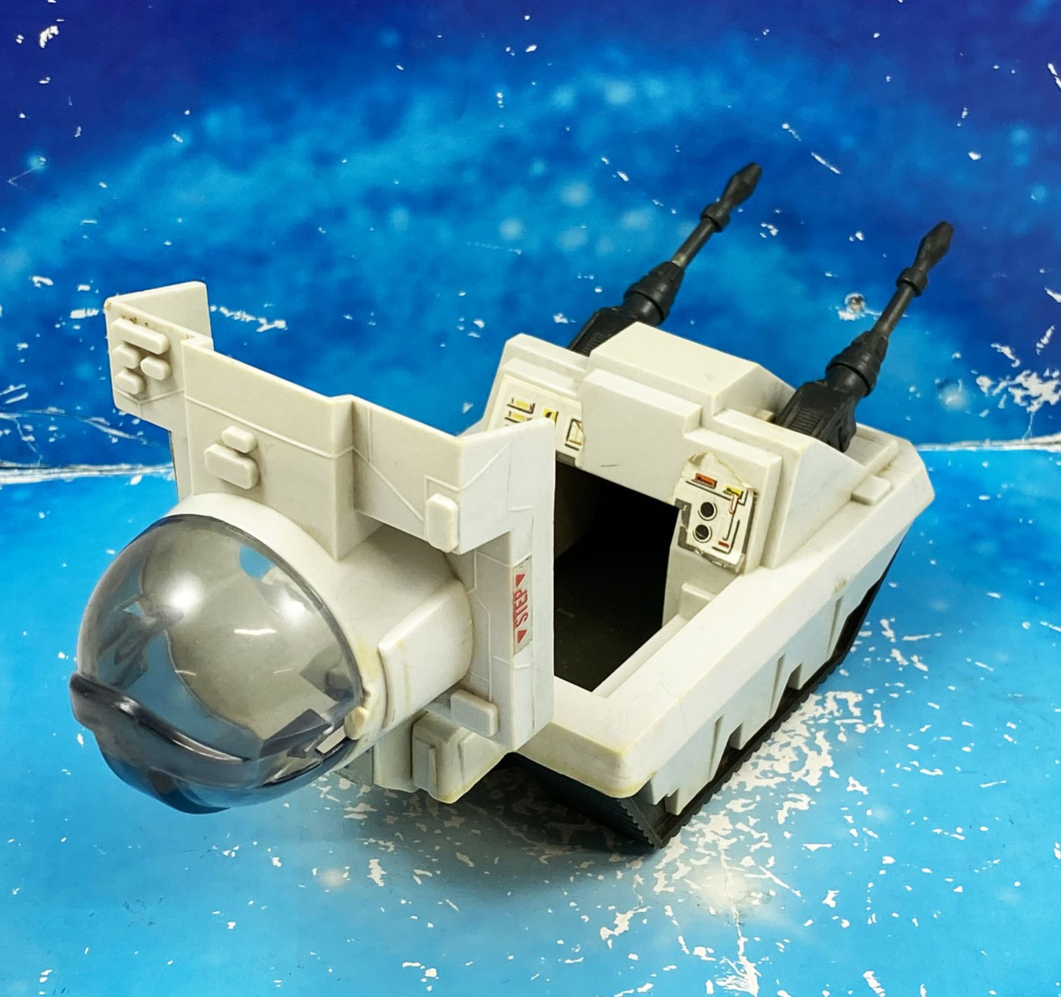 Star Wars The Empire strikes back 1981 - Kenner - Mini Rigs : MLC-3 (occasion)