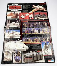 Star Wars The Empire strikes back 1981 - Palitoy - Catalogue-Poster