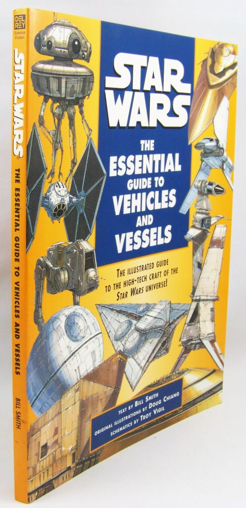 Star Wars The Essential Guide to Vehicles & Vessels - Ballantine 1996 02
